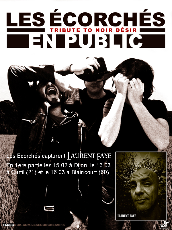 Les Écorchés: On était au Cintra(15.02.2013)