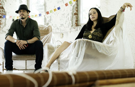 Gabriela y Rodrigo Live@Francofolies